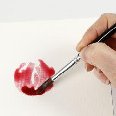 """Hoe te schilderen met aquarelverf met behulp van de """"nat-op-nat"""" techniek"""