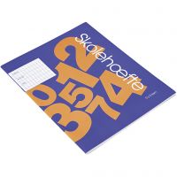 School oefenboek, A5, afm 14,8x21 cm, 64 , 200 stuk/ 1 doos