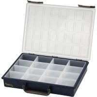 Opslag box, H: 5,7 cm, afm 33,8x26,1 cm, 1 stuk