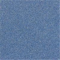 Glitterfolie, B: 35 cm, dikte 110 my, blauw, 2 m/ 1 rol