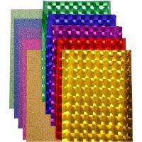 Deco folie, B: 35 cm, dikte 30+110 my, diverse kleuren, 10x2 m/ 1 doos