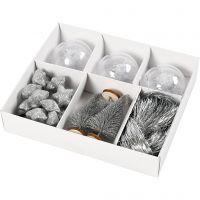 Geschenkverpakking set, magisch, d: 5 cm, 5 div/ 1 doos