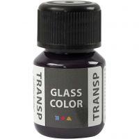 Glass Color Transparent, violet, 30 ml/ 1 fles