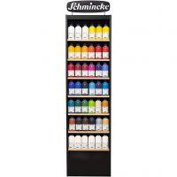 Schmincke AKADEMIE® Acryl color , diverse kleuren, 118x500 ml/ 1 doos