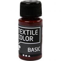 Textile Color, bruin, 50 ml/ 1 fles