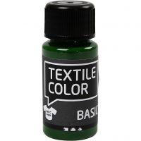 Textile Color, gras groen, 50 ml/ 1 fles