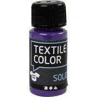 Textile Color, dekkend, paars, 50 ml/ 1 fles