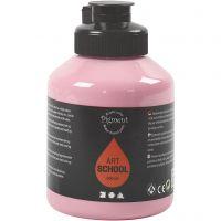 Pigment Art School, dekkend, dusty rose, 500 ml/ 1 fles