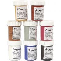 Paver Color, 8x40 ml/ 1 doos