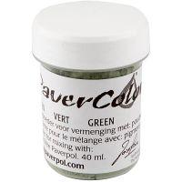 Paver Color, groen, 40 ml/ 1 fles