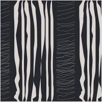 Stof, B: 145 cm, 140 gr, zwart, 1 str.m