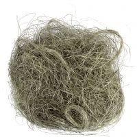 Sisal, dusty groen, 8 gr/ 1 doos