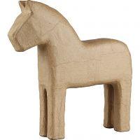 Paard, H: 24,5 cm, 1 stuk