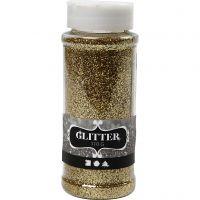 Glitter, goud, 110 gr/ 1 Doosje