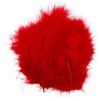 Veren, afm 5-12 cm, rood, 15 stuk/ 1 doos