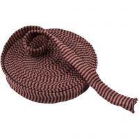Rondgebreide tube, 10 m/ 1 rol