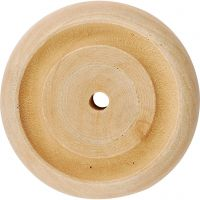 Wiel, d: 42x11 mm, 40 stuk/ 1 doos