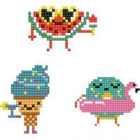 Diamond Dotz, Emojis, afm 18x10 cm, 1 doos