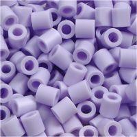 Strijkkralen, afm 5x5 mm, gatgrootte 2,5 mm, medium, flieder (32245), 6000 stuk/ 1 doos