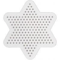 Onderplaat, kleine ster, d: 10 cm, 10 stuk/ 1 doos