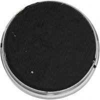 Schmink, zwart, 3,5 ml/ 1 doos