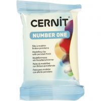 Cernit, vanilla (730), 56 gr/ 1 doos