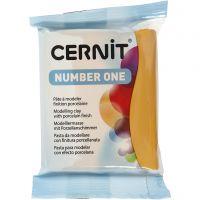 Cernit, yellow ochre (746), 56 gr/ 1 doos