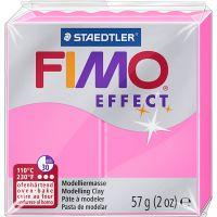 FIMO® Effect, neon roze, 57 gr/ 1 doos