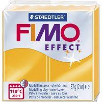 FIMO® Effect, neon oranje, 57 gr/ 1 doos