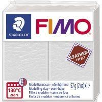 FIMO® Leather Effect , Ivory (029), 57 gr/ 1 doos