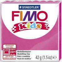 FIMO® Kids boetseerklei, roze, 42 gr/ 1 doos