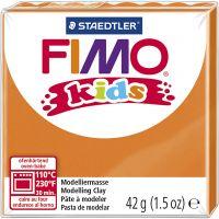 FIMO® Kids boetseerklei, oranje, 42 gr/ 1 doos