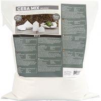 Cera-Mix exclusieve gipsgietmix, wit, 5 kg/ 1 doos