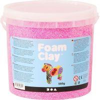 Foam Clay®, neon roze, 560 gr/ 1 emmer