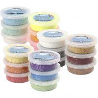 Foam Clay®, diverse kleuren, 3x30 doos/ 1 doos