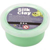 Silk Clay®, lichtgroen, 40 gr/ 1 Doosje