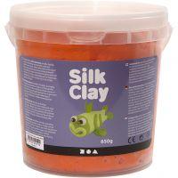 Silk Clay®, oranje, 650 gr/ 1 emmer