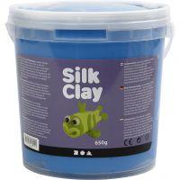 Silk Clay®, blauw, 650 gr/ 1 emmer