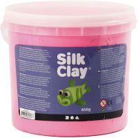Silk Clay®, roze, 650 gr/ 1 emmer