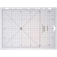 Shape Cutter Mat, A4, 1 stuk