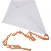 Decoratieve vlieger, afm 59x70 cm, 10 stuk/ 1 doos
