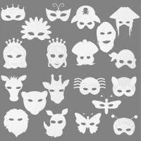 Maskers, 64 stuk/ 1 doos