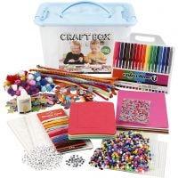 Hobbybox, diverse kleuren, 1 stuk