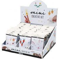 Mini Creative Kit, H: 539 mm, diepte 410 mm, B: 460 mm, 54 set/ 1 doos