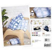 Inspiratiekaart, Doe mee met de batik-trend, A5, 14,8x21 cm, 1 stuk