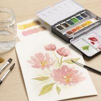 Aquarellen voor beginners: leer schilderen met aquarelverf