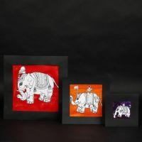 Olifanten tekeningen