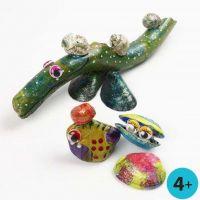 A-Color Glass op natuurlijke materialen
