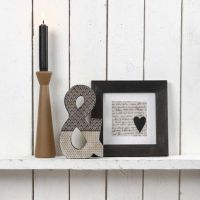 Home Deco met Vivi Gade decoupage papier