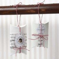 Vouwdozen met Vivi Gade Design decoraties